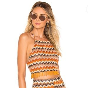 House of Harlow 1960 x Revolve Top
